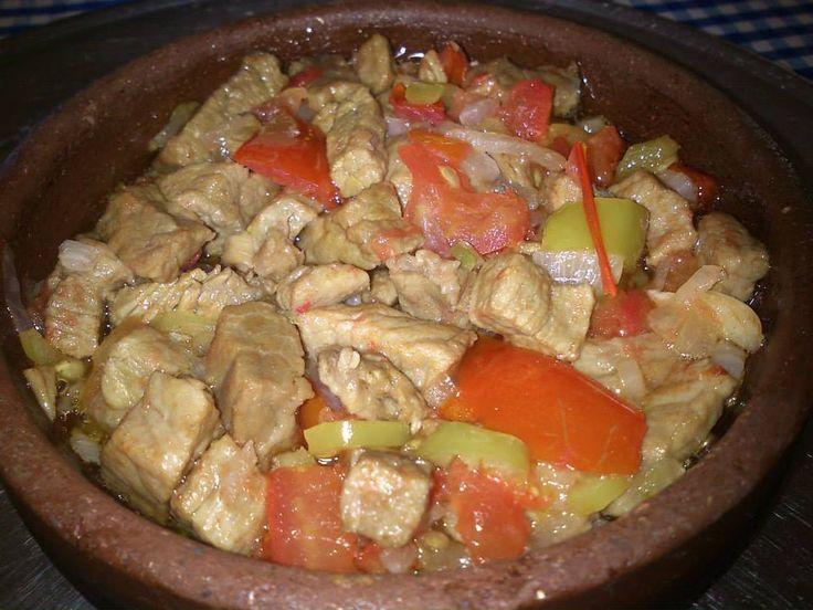 Almorzando hoy en el corazón de La Capadoccia #DionisioPimiento #Food #Foodie