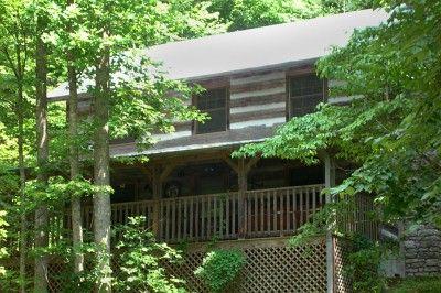 Duck Pond Gatlinburg Cabin Rental