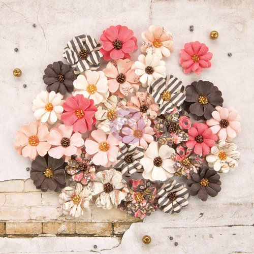 Prima - Rossibelle Collection - Flower Embellishments - Melody