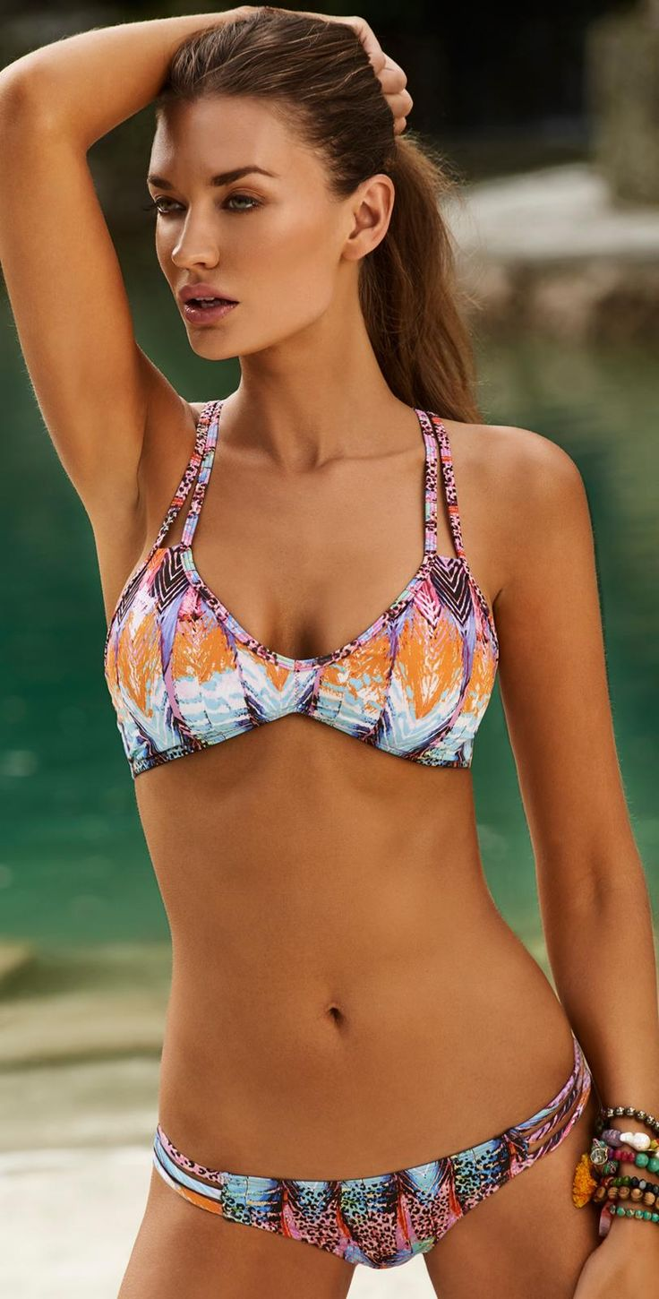25 Hot Bikinis & Swimsuits For Summer 2014 - Style Estate - PilyQ 2014 Arbucci Utopia Bikini