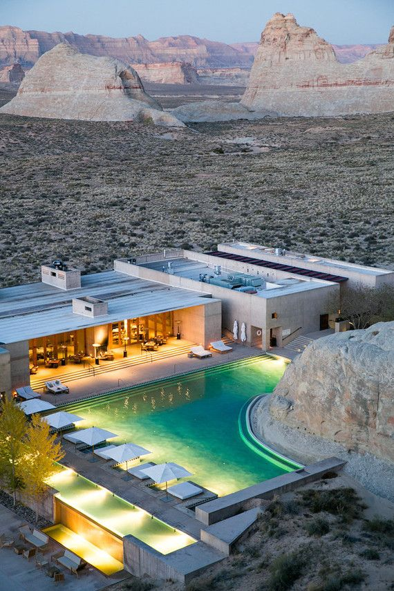 Amangiri Resort in Utah – Ariane Birgit