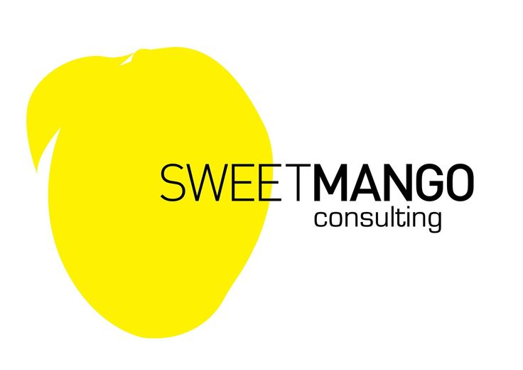 Our new brand design for Sweet Mango Consulting...