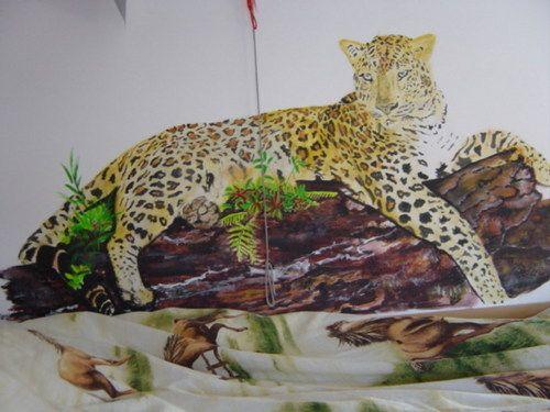 een echte panter in je bed.. ;-)