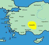 (25) 492 – Comienza la Guerra isáurica, entre el Imperio romano de Oriente y los rebeldes de Isauria y se prolongará hasta 497. Al final de la guerra, el emperador Anastasio I recuperó el control de la región de Isauria y los líderes de la revuelta fueron asesinados. Durante el reinado de Teodosio II (408-450) habitantes de Isauria, una provincia pobre y montañosa en el Asia Menor, llegaron por primera vez a un alto cargo en el Imperio romano de Oriente.