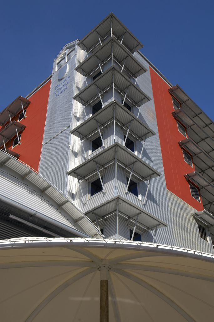 Darwin Central Hotel, external image