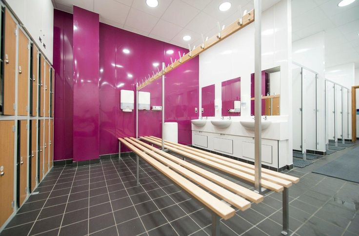 gym changing room - Google Search