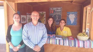 Tijarafe abre un punto de información turística en el Mirador de El Time http://www.rural64.com/st/turismorural/Tijarafe-abre-un-punto-de-informacion-turistica-en-el-Mirador-de-El-Ti-5335
