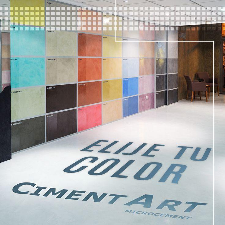 Nuestra amplia gama de colores te ofrecen ilimitadas - Microcemento para paredes ...
