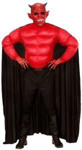 Power Teufel Kostüm