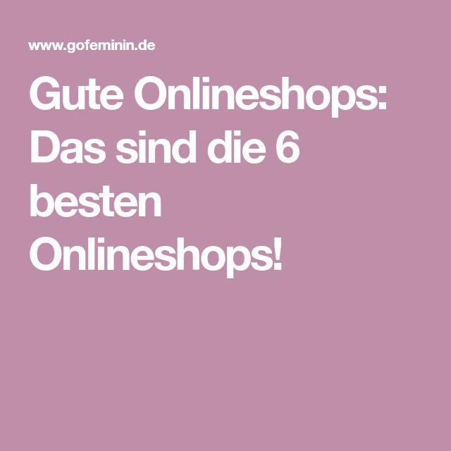 Gute Klamotten Online Shops