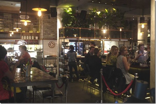 The Morrison Bar and Oyster Room, Sydney