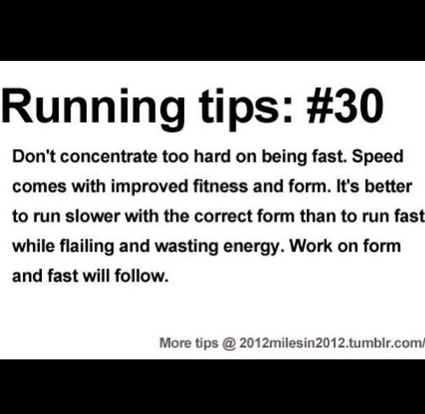 Running tip #30