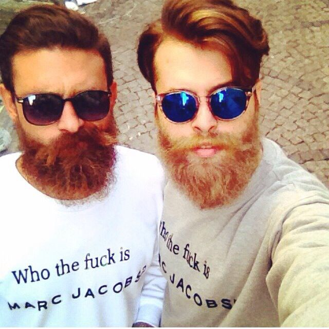 1389 best two beards better than one images on pinterest beard tattoo hipster beard and beards. Black Bedroom Furniture Sets. Home Design Ideas