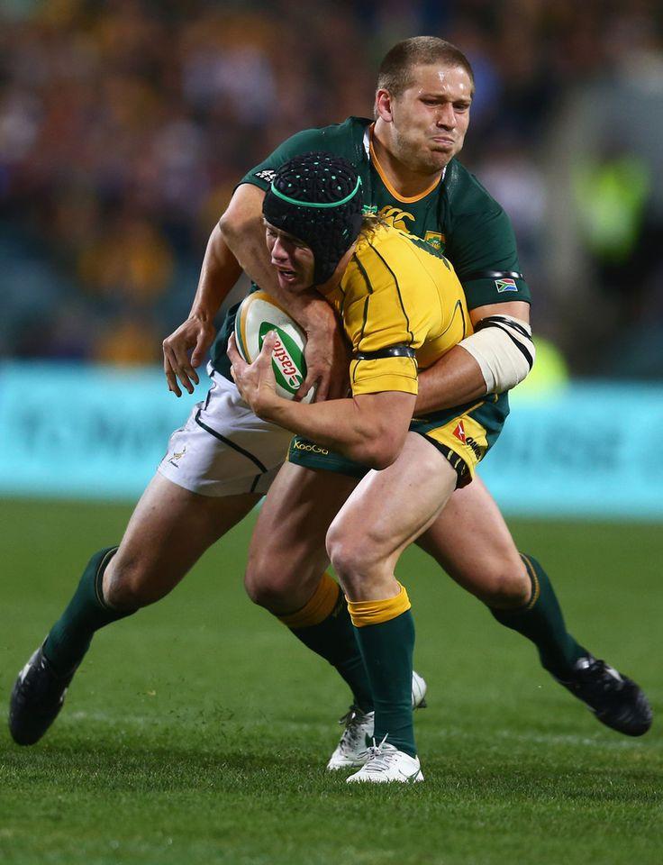 Frans Steyn - Springboks vs Wallabies, THE RUGBY CHAMPIONSHIP ROUND 5
