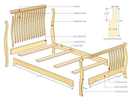10 best my work images on pinterest bed designs bed frames and bed furniture. Black Bedroom Furniture Sets. Home Design Ideas