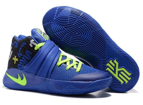 release date: a0355 8cf3d ... cheap newest kyrie 2 ll irving men basketball shoeskyrie2 tie dye bhm bright  crimson all star