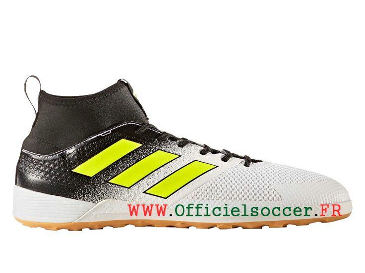 Adidas ACE Tango 17.3 Indoor Crampons de Football Homme Blanc ...
