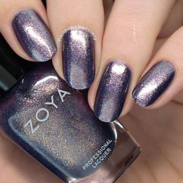 Zoya Element Fall 2018 Collection >> Nail Polish Society