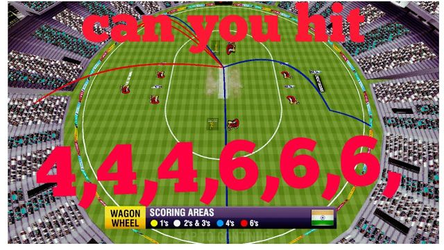 Indian sports Channel: hat trick six and hat trick 4 in 1 over world cric...