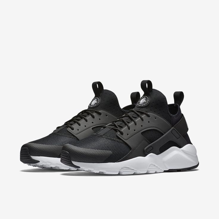 Nike Air Huarache Ultra (Black/Anthracite/White/White)