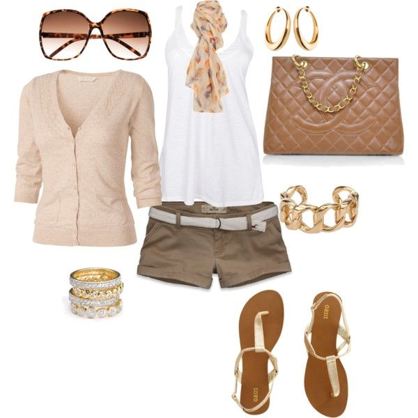 PINK n tan, created by sara-barry on Polyvore: Dreams Closets 3, Mi Style, Fashion Summer, Summer Fashion, Fashion Chanel Women Summer, Summer Outfits, Cant Beats, Cute Outfit, Polyvore Casual