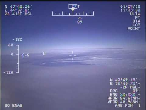 US releases video of Russian fighter flying within 5 feet of surveillance aircraft | TheHill