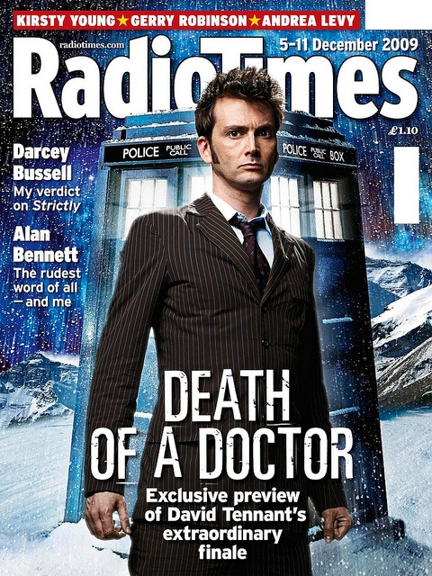 Radio Times Cover 2009-12-05 by combomphotos, via Flickr