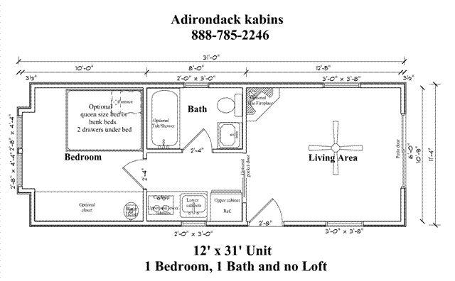 Attic Apartment Floor Plans 12 X 30 Google Search Barn