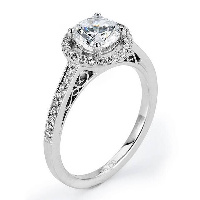 Engagement Rings Under $5,000