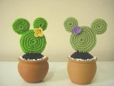cactus crochet - Google Search