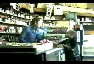 Kid Cursing At Variety Store Lady HILARIOUS