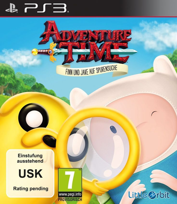 Adventure Time - Finn und Jake auf Spurensuche - [PlayStation 3]: Amazon.de: Games