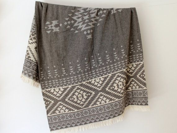 Hey, I found this really awesome Etsy listing at https://www.etsy.com/listing/254790061/southwestern-beach-towel-throw-blanket