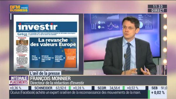 Bourse en temps réel, Conseil boursier - Les Echos Investir