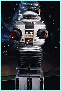 Image detail for -From the 1960's TV show, Lost in Space, Robot helped the Robinson ...