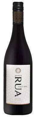 New Zealand Pinot Noir, Akarua Rua Pinot Noir 2012