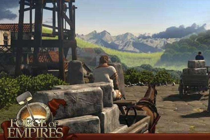 Im Browsergame Forge of Empires führst du dein Volk durch die Epochen…