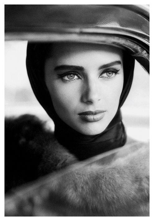 Heather Stewart-Whyte by Dominique Issermann for Vogue Paris September 1991