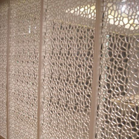 architectural screen wall panels. http://interlam-design | oz