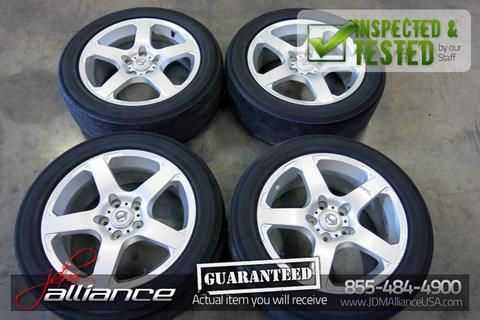 JDM Nissan 17x7 5x114.3 17 Inch Wheels Rims