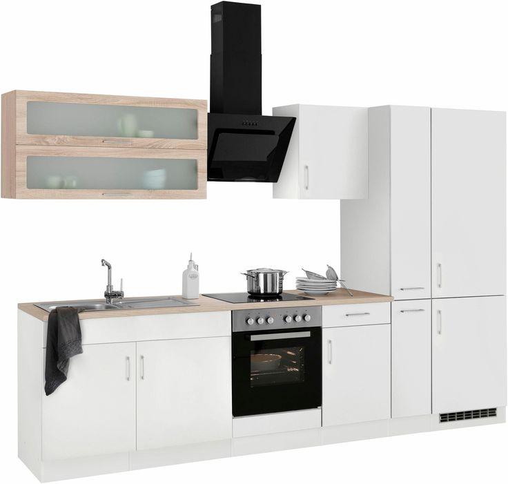 Küchenzeile ohne E-Geräte weiß, »Utah«, Held Möbel Jetzt bestellen - küchenzeile 160 cm