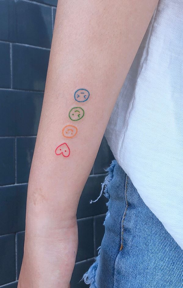 90 Super Cute Small Tattoo Ideas For Every Girl Thetatt Small Tattoos Tiny Tattoos For Girls Cute Small Tattoos