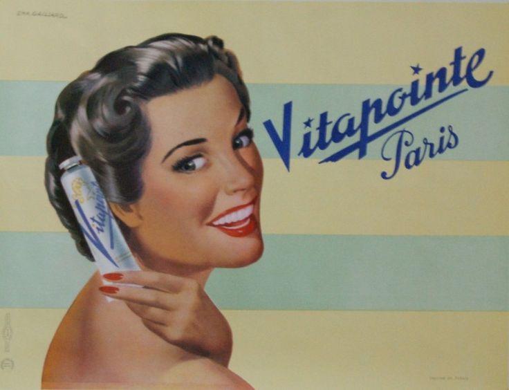 Vitapointe - Paris - vers 1955 - (Emmanuel Gaillard) -