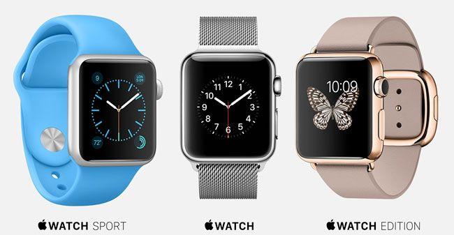 Apple Watch, precios y fecha de lanzamiento del smartwatch de Apple