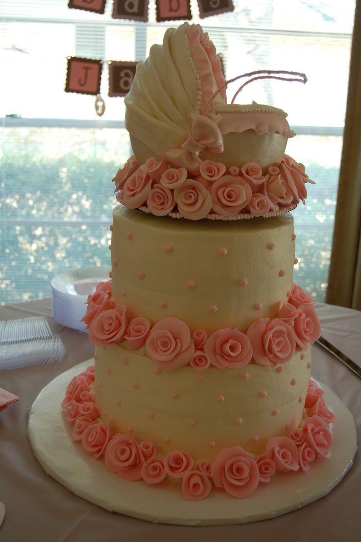 Wilton Baby Shower Cake Images : 70 best images about Oh, Baby! on Pinterest Baby cakes ...