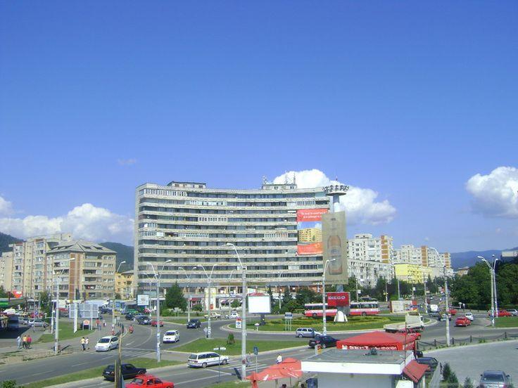 Orasul Baia Mare, Romania.