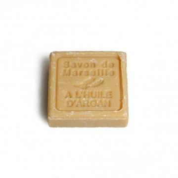 Gastenzeepje 'Marseille', argan, 30 gram Dille Kamille 0,95