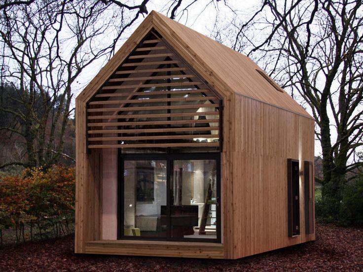 1000 ideas sobre casa prefabricada en pinterest casas - Casas prefabricadas contenedores ...
