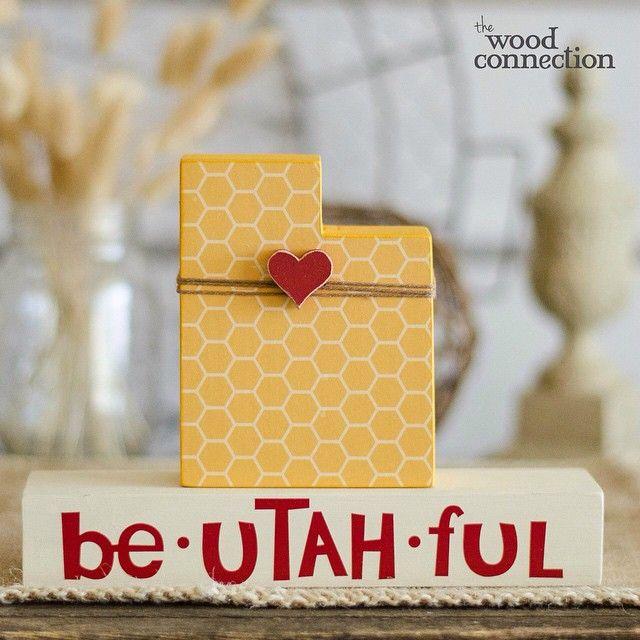 Utah is rad! Pioneer Day crafts are now in stores and online.