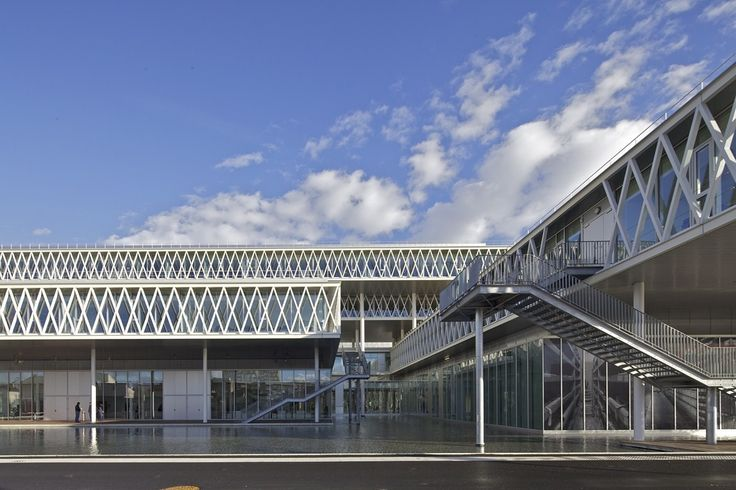 New National Archives of France / Studio Fuksas